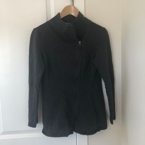 The North Face Asymmetrical Zip Up
